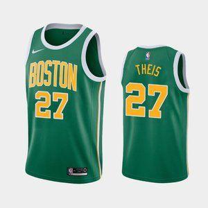Boston Celtics Daniel Theis Jersey